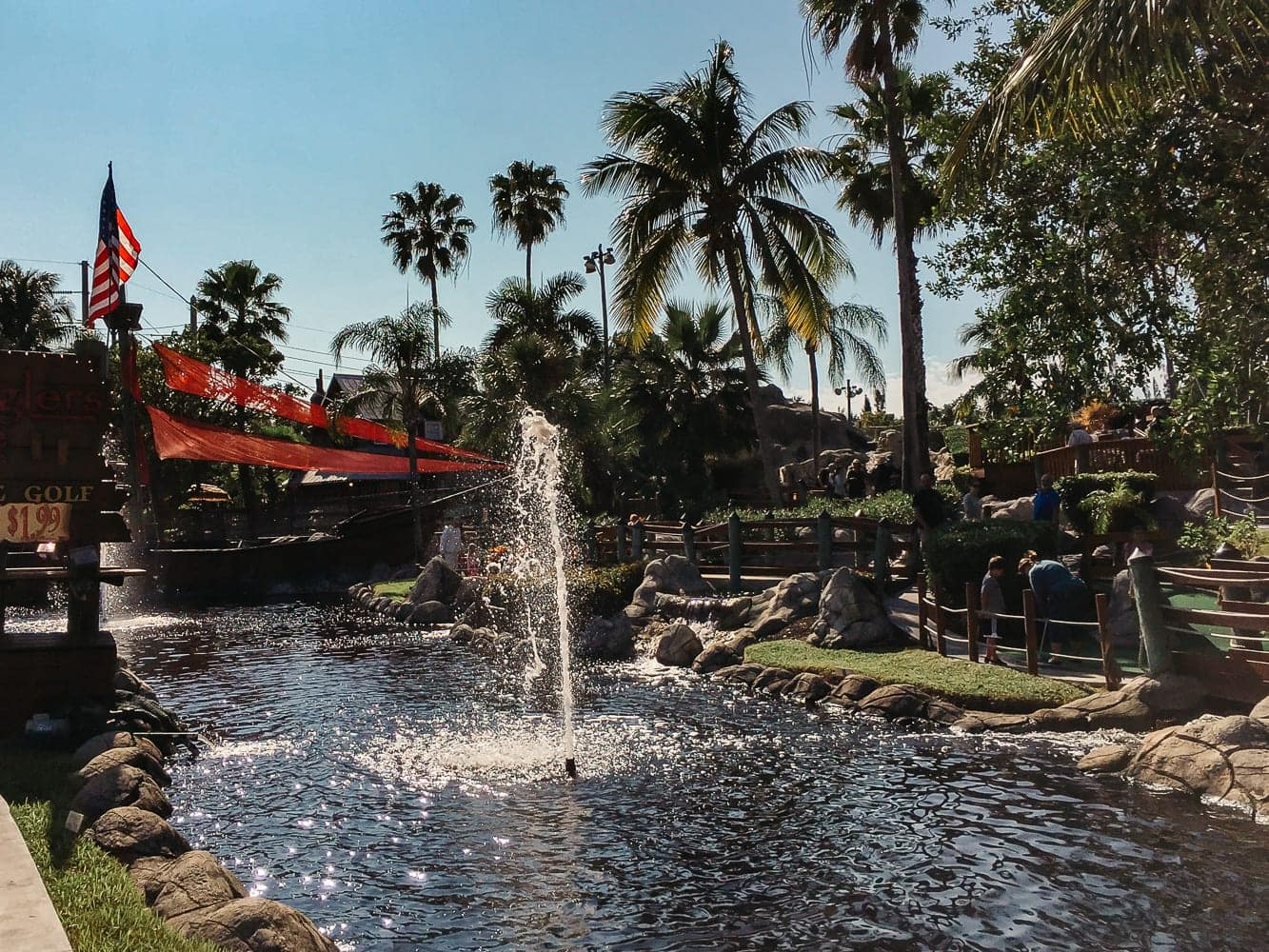 Smugglers Cove Adventure Golf, Ft. Myers