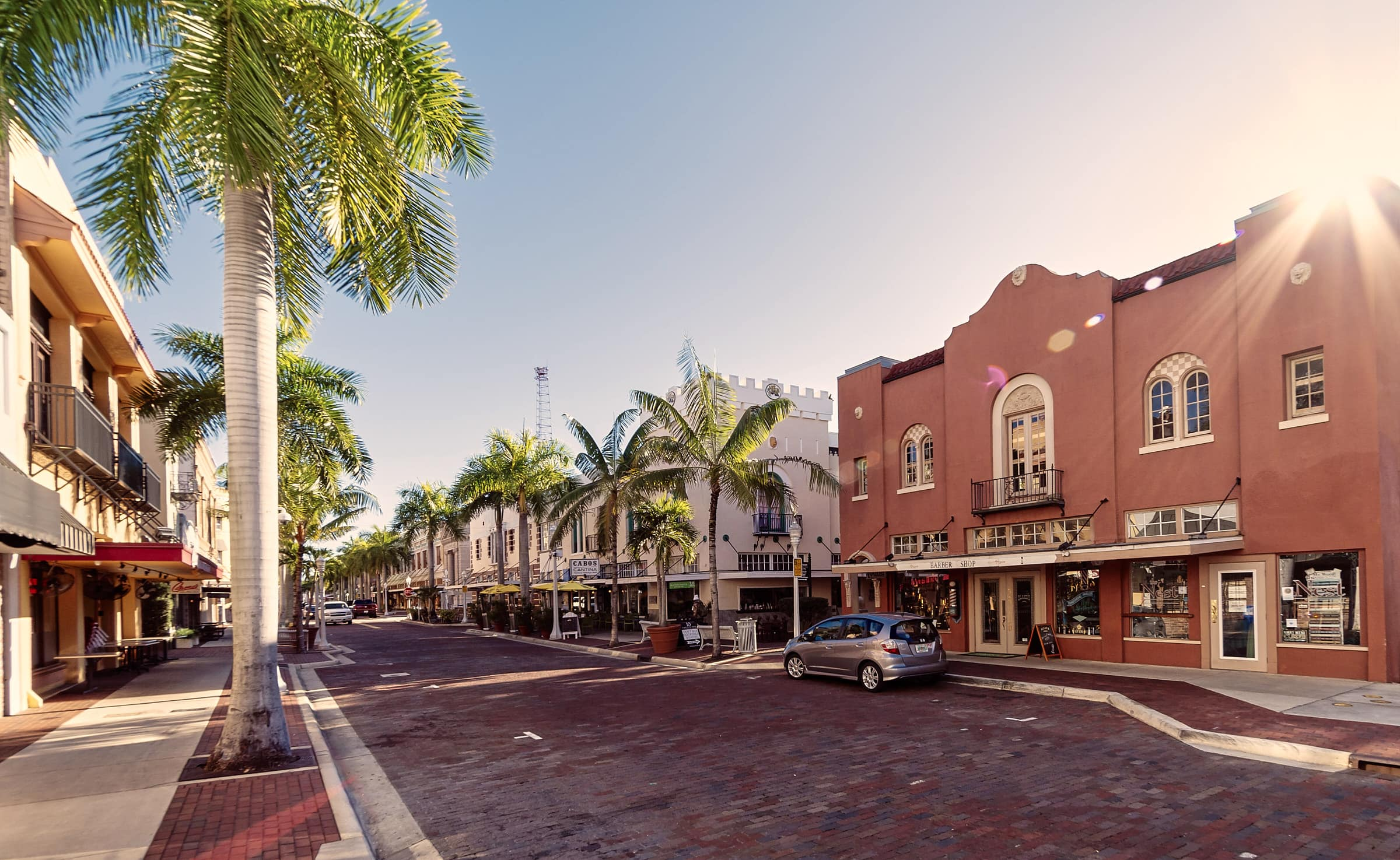 River District 1st street downtown Ft Myers